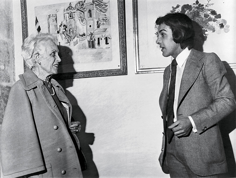 Germaine Dufy and Jacques Bailly