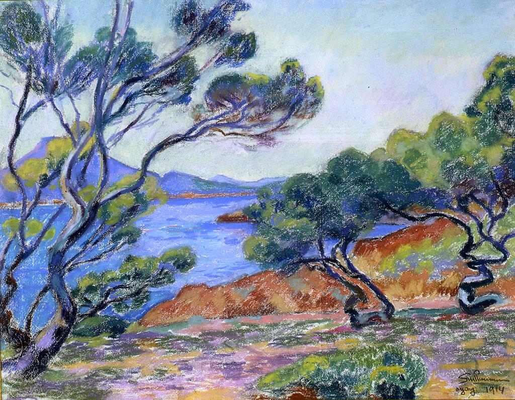 Agay, 1914