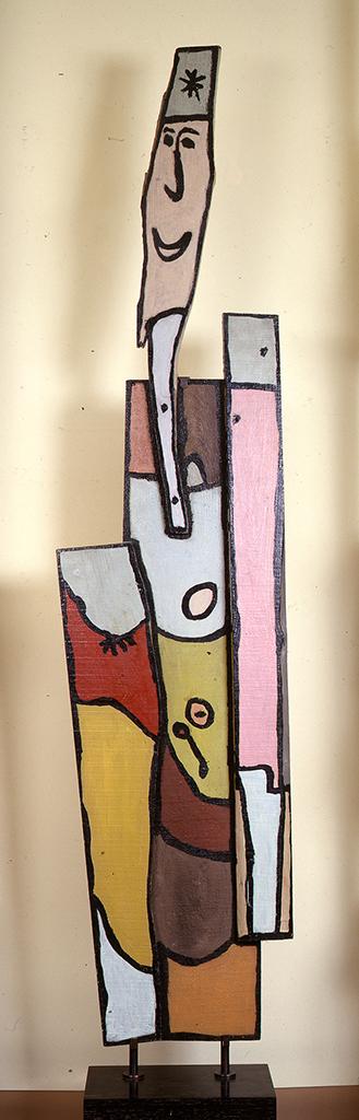 Figure Casquette à l'étoile, 1962