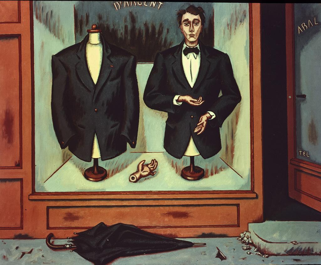 Mannequinerie d'argent, 1951