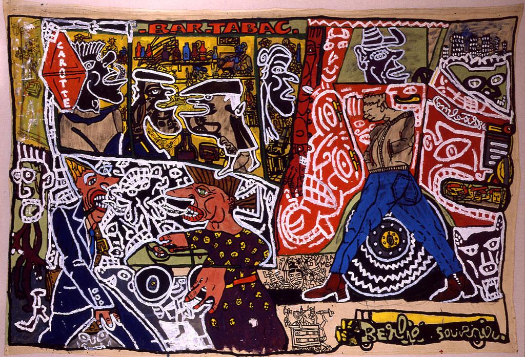 Berlié souvenir, 1984