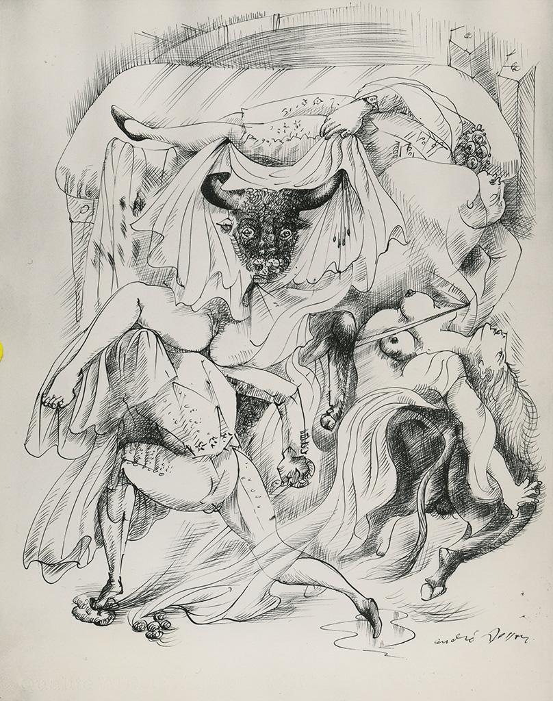 Tauromachie, 1937