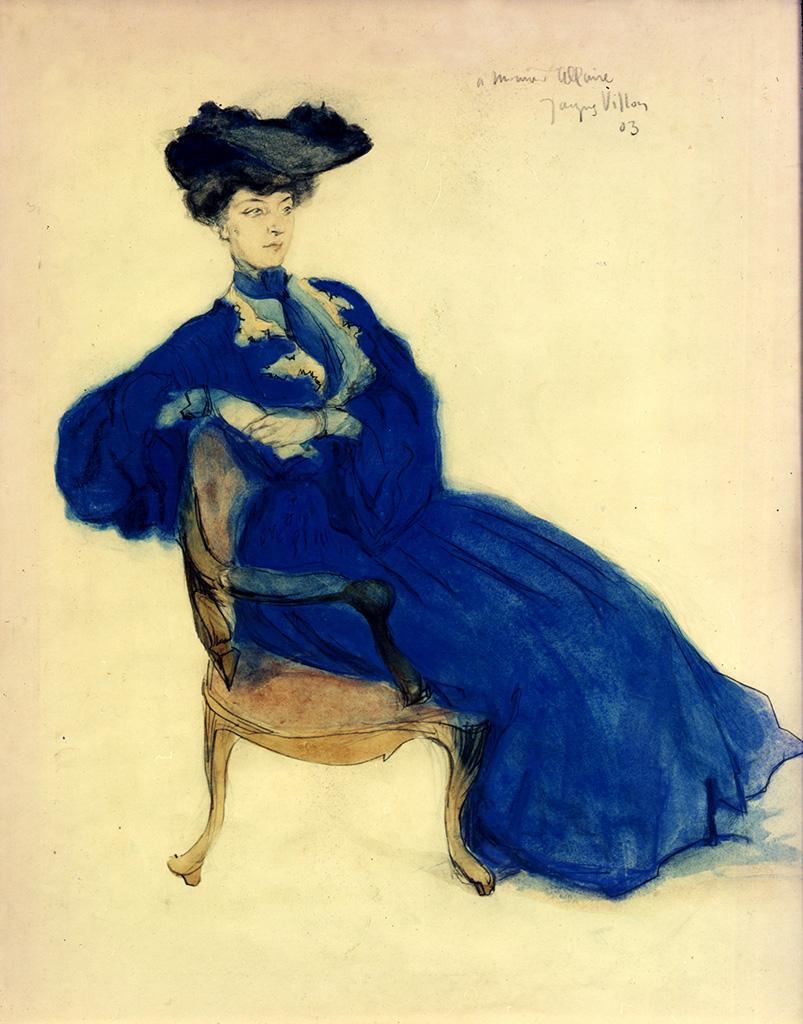 La Parisienne, 1903
