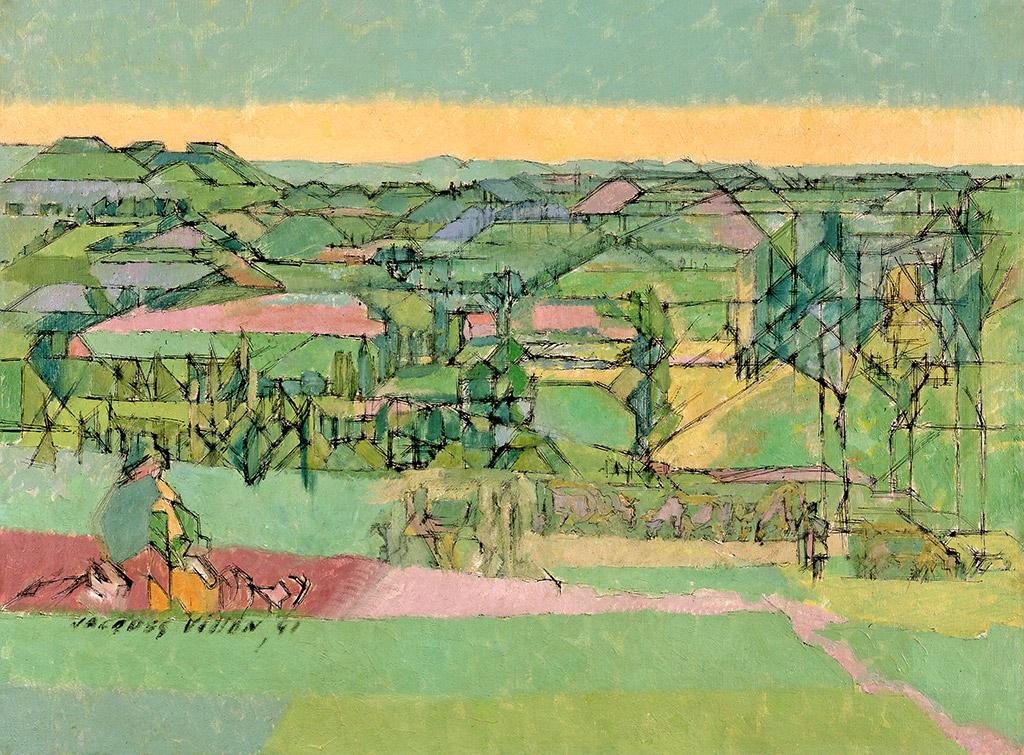 Paysage du Tarn-et-Garonne, 1941