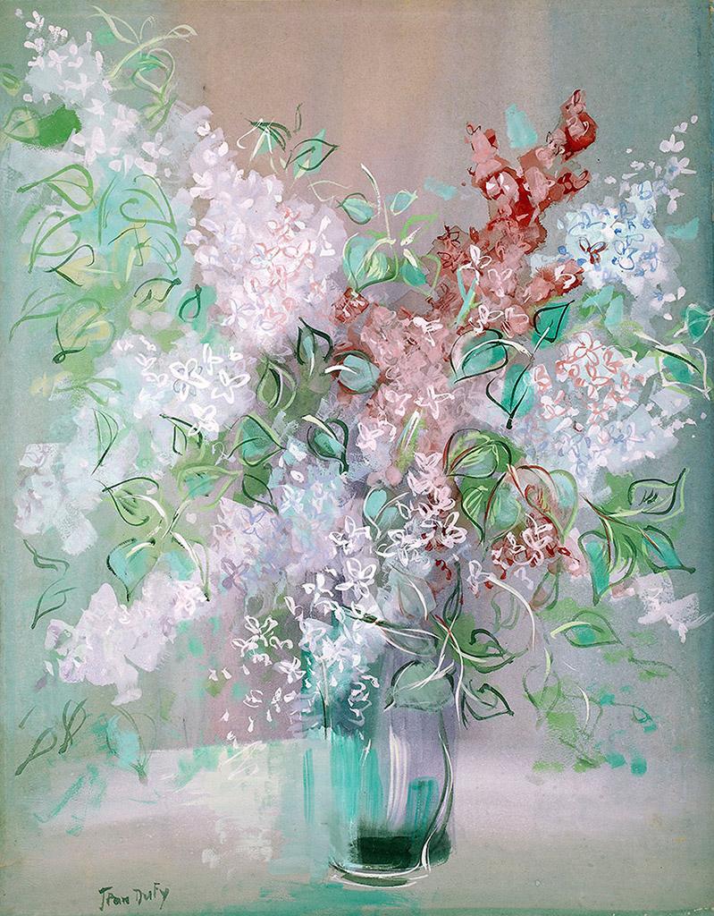 Bouquet de fleurs, vers 1935