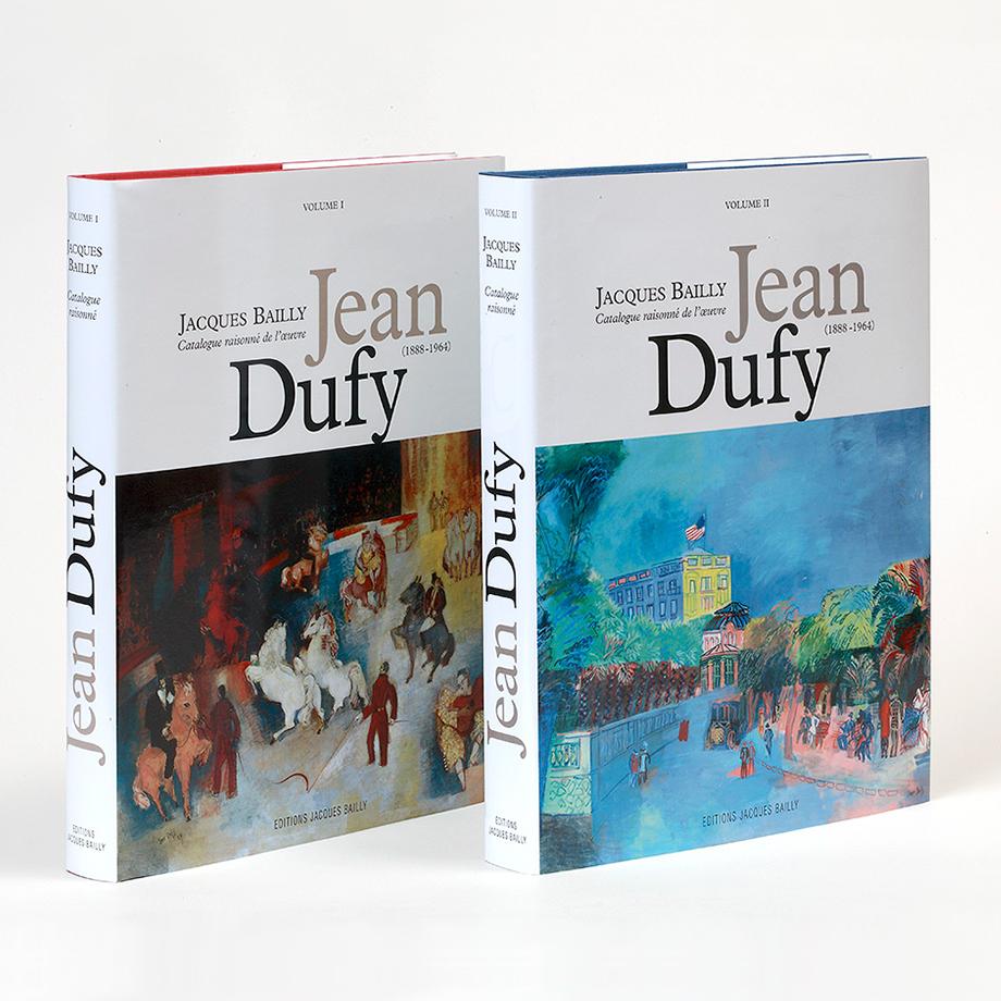 Jean Dufy - Catalogues Raisonnées Vol.1 & 2