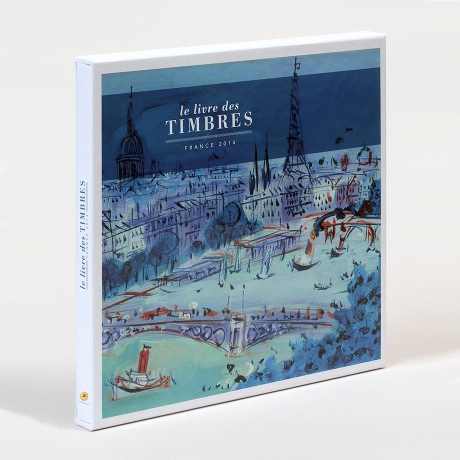 Jean Dufy - Le Livre des Timbres