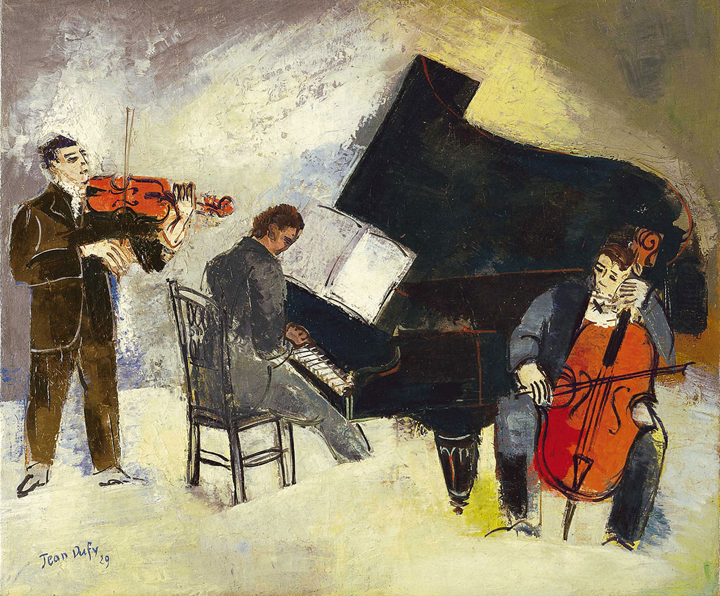 Les Musiciens, 1929