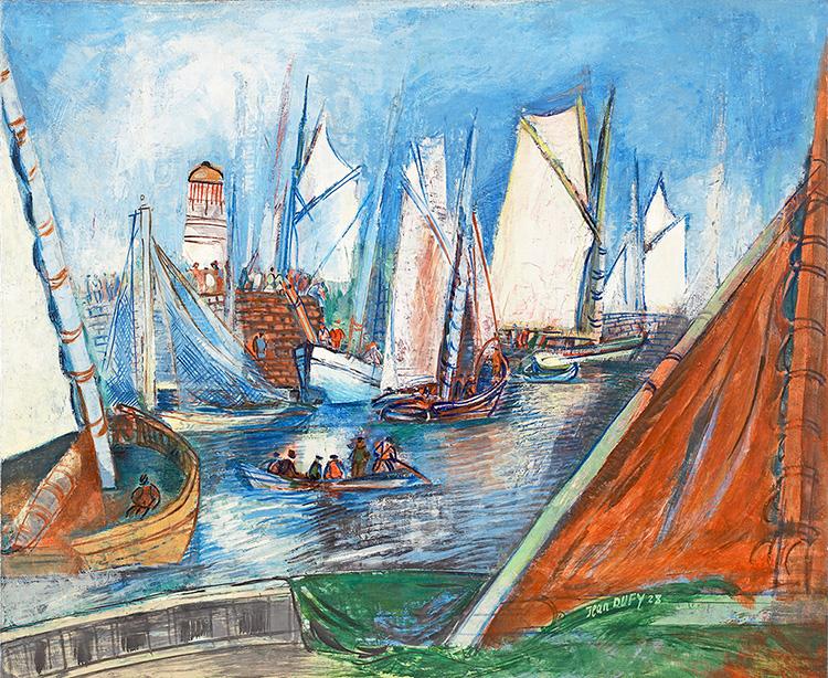 L'île d'Yeu, 1928