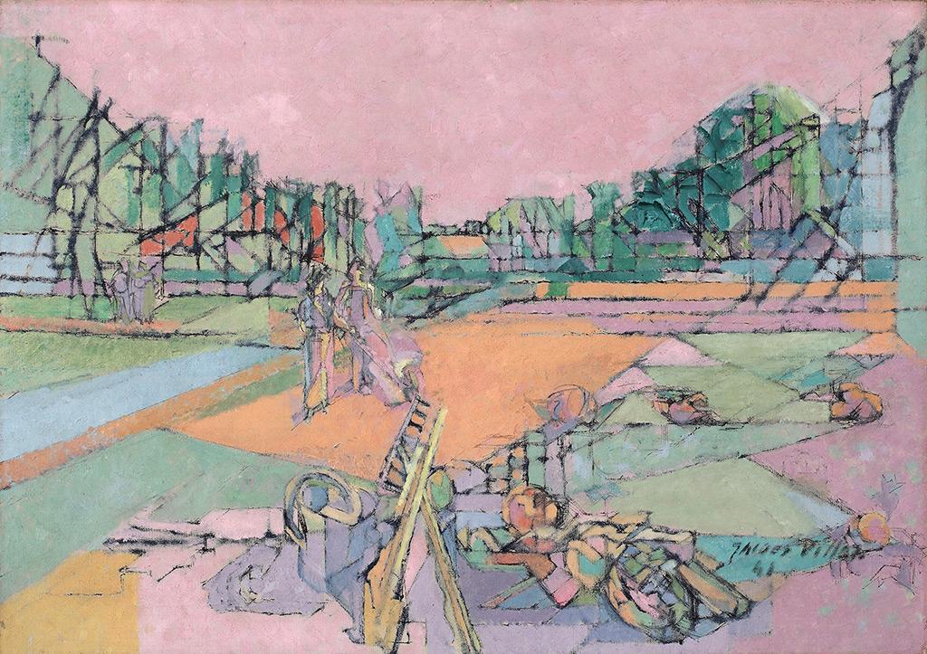 Le potager, 1941