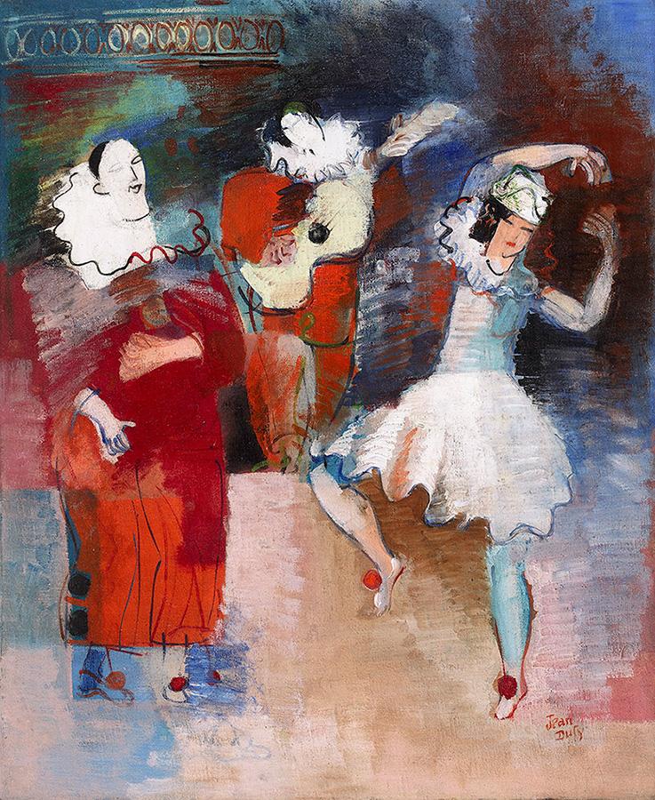 Au cirque, vers 1925-26