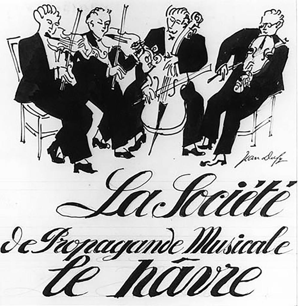 Quatour à cordes, 1930