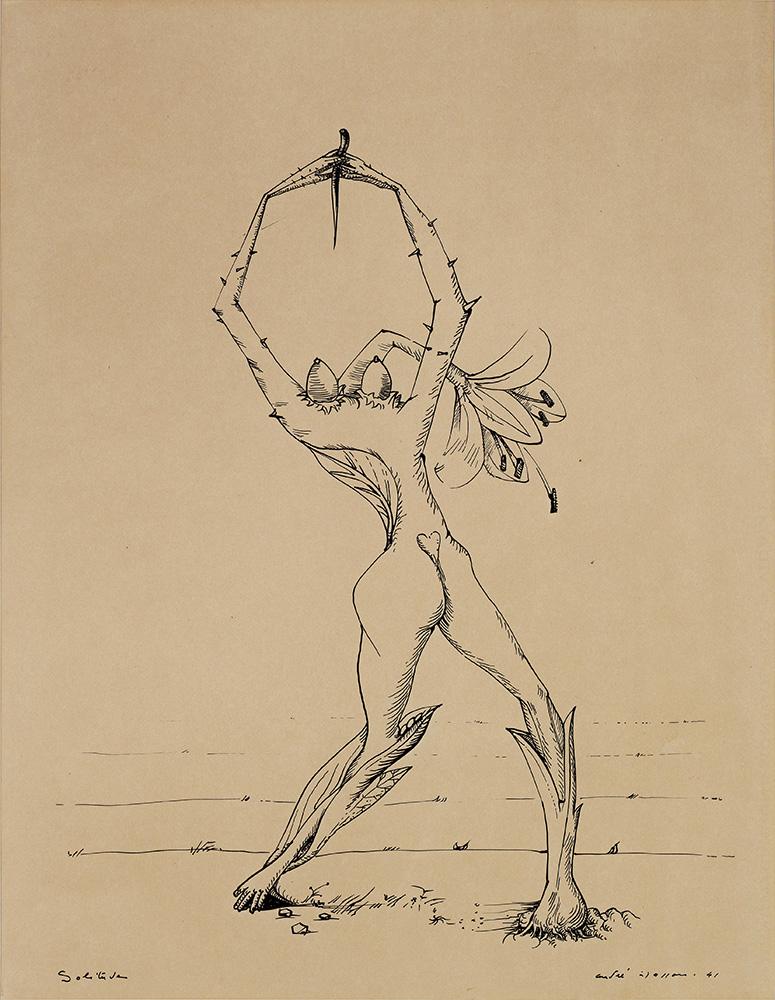 Solitude, 1941