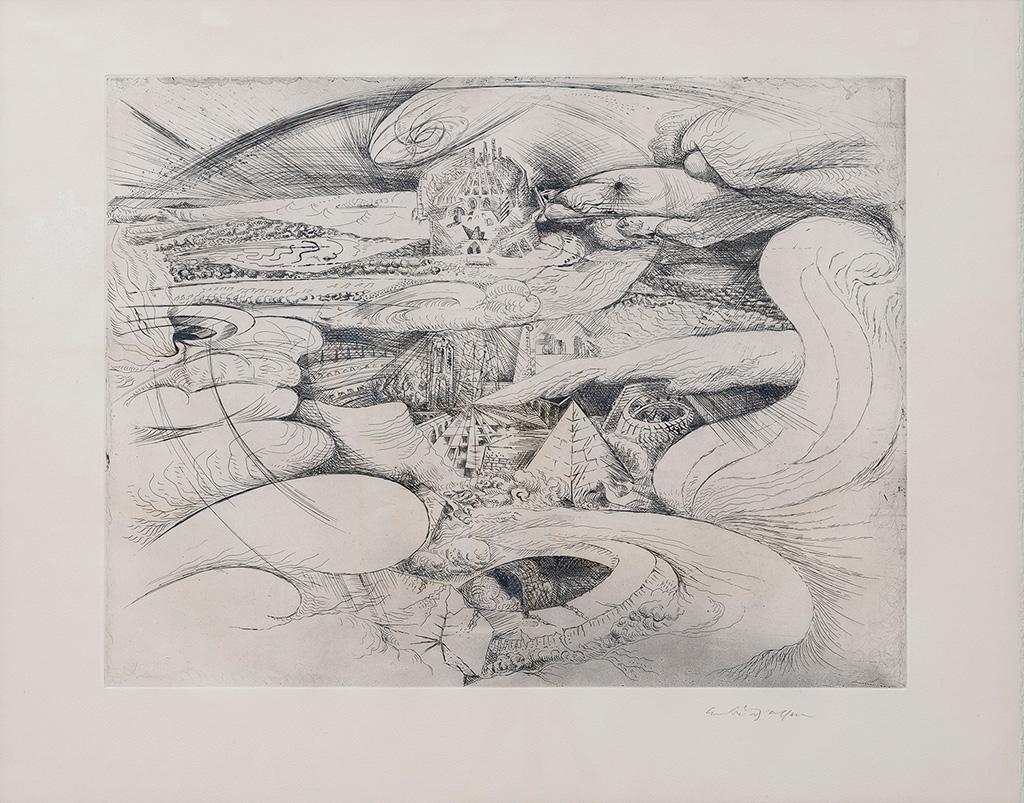 Rêve d'un futur désert, 1985